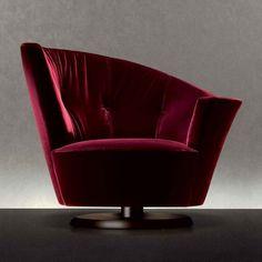 Arabella Armchair  Design by Massimo Scolari for Italian makers Giorgetti.