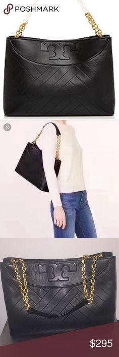 ac012f3fb6a Spotted while shopping on Poshmark  Tory Burch Alexa slouchy handbag!   poshmark  fashion