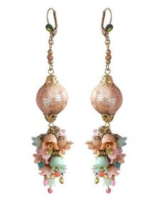 Setty Gallery - Special Earrings From The Michal Negrin Classic Collection, $195 (http://www.settygallery.com/michal-negrin/special-earrings-from-the-michal-negrin-classic-collection/)