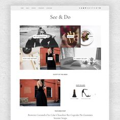 Blogger template - See & Do @creativework247