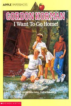 I Want to Go Home! by Gordon Korman https://www.amazon.com/dp/0590442104/ref=cm_sw_r_pi_dp_x_4l2UybS52QB0N