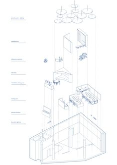 Vizor Interactive Offices - Minsk - Office Snapshots Interior Design Presentation, Plan Drawing, Light And Space, Acoustic Panels, Architect Design, Working Area, The Office, Wall Colors, Bar Chart