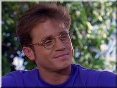 Billy Cranston Enjoying Himself With His Friends Power Rangers 1995, David Yost, Boys Who, Actors & Actresses, Handsome, Tv, Friends, Blue, Amigos