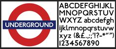Isaac Goodwin is raising funds for Gill Sans original monotype posters on Kickstarter! Two typeface sample prints for the most timeless and iconic British font, Gill Sans. London Underground, Notes From Underground, Underground Tube, Tube Train, Gill Sans, Sign Fonts, Modernisme, Mind The Gap, London Transport