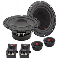 """Cerwin Vega HED 6.5"""" 2-way component l speaker set - 400W MAX / 50W RMS  Price: & FREE Shipping 3 Year Warranty on Android units!!! #automotive"""