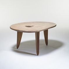 Isamu Noguchi, Marble Topped Table for Herman Miller, c1948.