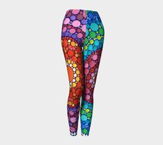 "Leggings+""Mix+Match+Mandala+Leggings""+by+Elspeth+McLean"