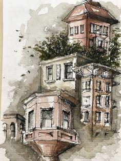 sketch urban,drawing