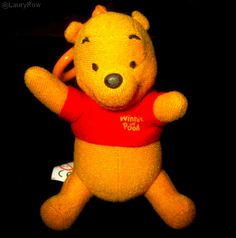 Winnie the Pooh ♥ by @LauryRow Like my page :: https://www.facebook.com/pages/Disneycollecbell