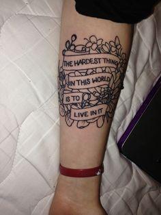 Tattoo for Buffy angel tattoo