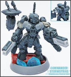 146 Best 20K: Tau Mech Suits images in 2019   Tau empire, Tau army