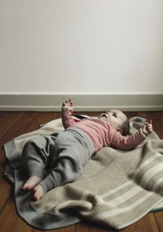FUB winter 2013 baby blankets in deep rib merino wool look great even without a baby on them!
