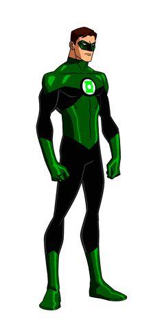 Linterna Verde versión animada - DC Cómics - Original Movies, encontre desenhos de personagens, parecidos como este no site Young Justice Characters, Comic Book Characters, Comic Character, Comic Books, Character Design, Green Lantern Kyle Rayner, Green Lantern Hal Jordan, Frank Miller Comics, Green Lantern Comics