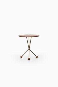 Side tables model Bord på Burk by Alberts at Studio Schalling