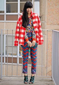 Susie Bubble's outfit is a dream!