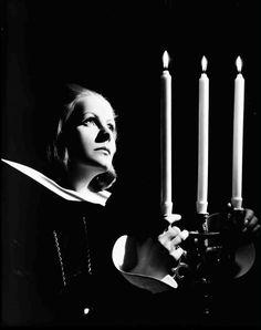 "Greta Garbo - publicity still - ""Queen Christina"" 1933"