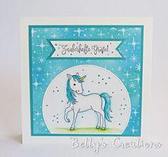 Bettys-creations: Zauberhafte Grüße