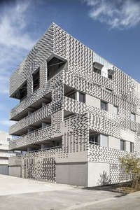 Dwellings in Toulouse, France on Architizer