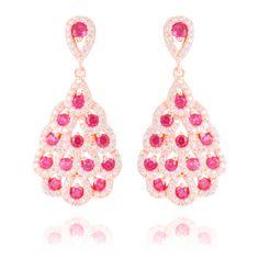 Earrings Athyma #luxenterjoyas