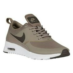 Nike Air Max Thea Desert Storm Sold out! I have two size 8's available. I will have these in by the 15th of January. Price is not set, just keeping a place holder til I get these in! Nike Shoes Athletic Shoes