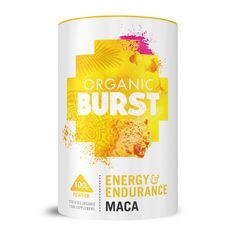 Add to your protein shake one hour before training! Natural bodybuilding at its best - Organic Maca Powder