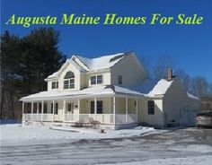 Get a great lifestyle & a good opportunity for real estate investment in Augusta. Contact Maine Companion to sort through all the homes for sale. Call us @  207-218-4000.