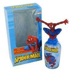 Spiderman Body Spray By Marvel