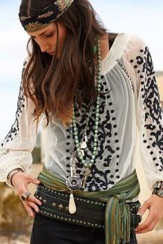 Hackamore Belt Awesome outfit!