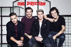 One Direction Stools - Official Poster