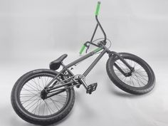 madmain flat black 20 inch BMX bikes