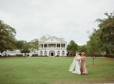 walked down the aisle by mom | Liz Banfield #wedding