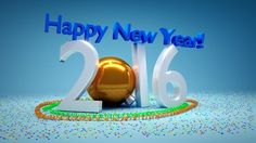 Best HD Beautiful (Happy New Year 2016 Wallpapers)
