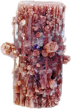 Aragonite was first discovered in Aragon province, Spain.