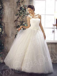 Google Image Result for http://www.asapbay.com/media/catalog/product/cache/1/image/9df78eab33525d08d6e5fb8d27136e95/O/n/One-Shoulder-Ivory-Floor-Length-Princess-Wedding-Dress-B21992-a.jpg