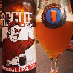 Cerveja do dia: Rogue Brutal IPA (6,5% - Newport, OR - Estados Unidos) #cervejadodia