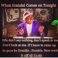#Scandal
