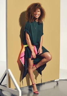 As 245 melhores imagens em Inspiração   Moda   Look   Moda feminina ... b2a669be45