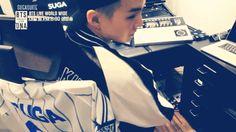 Min Yoongi | #Suga | Agust D studio - Bangtan Sonyeondan | BTS ♪