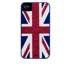 Case-Mate iPhone 4 / 4S Barely There Glam UK Case $30
