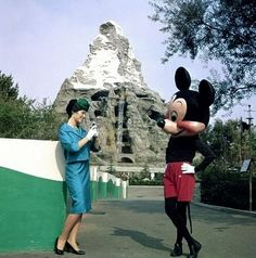 56 years ago today, Disneyland opened to the public in Anaheim, California. We pay tribute with 56 amazing Disney theme park photos. Also make sure to check out Vintage Disney Parks, FuckYeahDisney. Disneylândia Vintage, Disney Vintage, Retro Disney, Vintage Disneyland, Old Disney, Vintage Mickey, Disney Love, Disney Magic, Vintage Photos