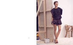 Isabel Marant Resort Spring 2014 | Isabel Marant | Collections | Isabel Marant