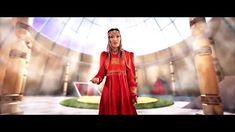 "Sakha song about: ""Olonkho-Land"" - Sargylana Leonteva ONE OF RUSSIAN NORTHERN NATION - SAKHA PEOPLE ;))"