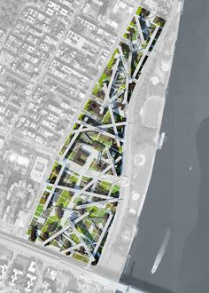Tenacity housing project for new york by pink cloud. #architecture #masterplan