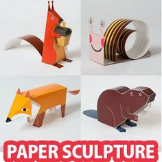 Paper is one of the favourite mediums for almost all artists. Our first drawing lessons always started on paper. In the modern times, different kinds of papers can be used to create Paper Sculptures