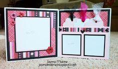 Playing with Paper: CTMH Scrapbooks, Cards & DIY: Valentine's Mini-Album