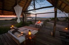 African safari holidays, team building experiences and wildlife photography experiences accommodation Mvuu Camp, Malawi.