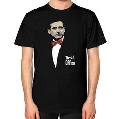 michael the office Unisex T-Shirt (on man)  #d4stor3pty #comic #nba #nerd #comiccon #anime #instagood #nfl