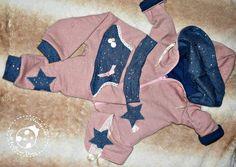 """Designersweek - """"kleiner"""" Freebook-Sunday - Engelinchen Design - Babyjacke Ella - Jacke - Hose - Little Star - Halstuch - Babyhalstuch Wonder - Erstlingsset - Baby nähen - eBook - Freebook - Schnittmuster - Glitzer-Sweat - Sterne - Glückpunkt."""