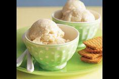 Ice Ice Baby, Dessert Recipes, Desserts, Gelato, Allrecipes, Ice Cream, Pudding, Food, Tailgate Desserts