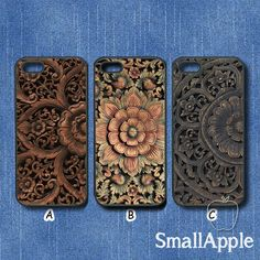 iphone 6 plus caseiphone 6 casewoodfloweripod 5 by SmallApple56